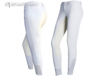 Tattini Kenzia Girls Full Seat Breeches
