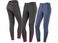 Pantalon De Echitatie Dama Tattini Azalea Cu Sezut Complet De Silicon
