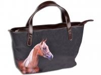 Handbag With Horse