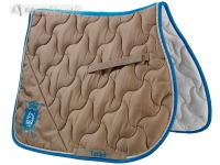 Tattini Saddle Pad Starfish Quilting