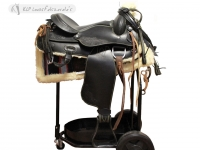 Complete Natowa Saddle Set 16