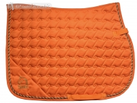 Tattini Saddle Pad Single Piping