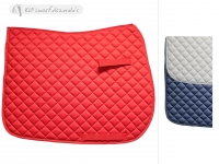 Daslö Quilted Saddle Cloth Pony