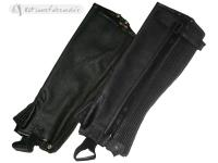 Daslo Kids Half Chaps Leather