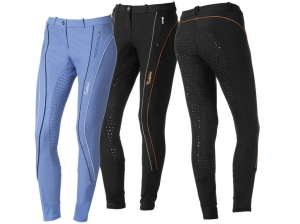 Tattini Iris Ladies Breeches With Silicon Full Seat