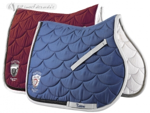 Tattini Saddle Pad With Embroidery And Sequins