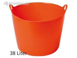 Flexible Feeding Bucket (38 Liter)