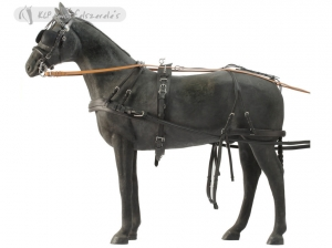 Daslö Harness For 4 Wheel Carriage