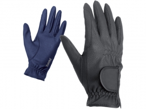 Tattini Unlined Gloves In Synthetic Leather