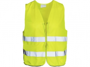 Reflective Riding Vest With Dual Function