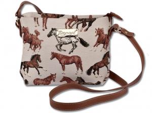 Shoulder Bag - Horses