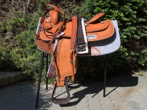 Natowa Western Saddle Complete Set