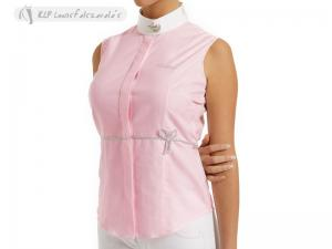 Tattini Ladies Sleeveless Stock Shirt