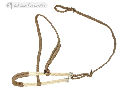 Combination Noseband Tie Down
