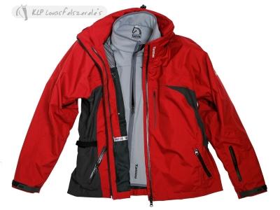 Jacket Tattini 4/1 Zaffiro