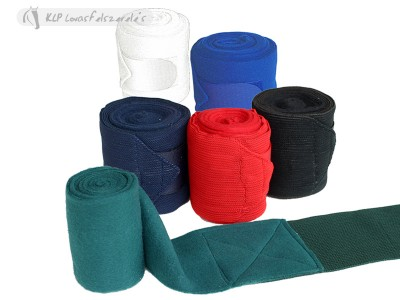 Daslo Combination Stretch/ Fleece Bandages Pony