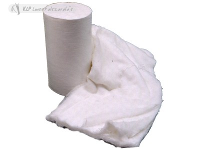 Teaselled Cotton Wool Pad
