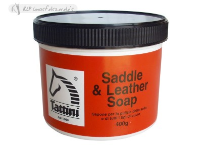 Saddle And Leather Soap (400 G)