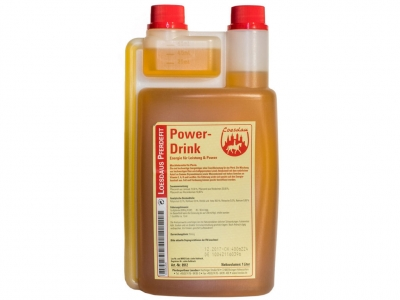 Loesdau Power-Drink - Supliment Energizant Ptr.cai De Sport / 1L