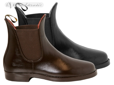 Daslö Rubber Short Riding Boots (Eur 28-35)