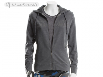 Tattini Ladies Zipped Hooded Sweatshirt