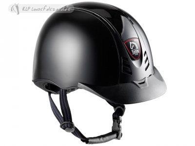 Tattini Polycarbonate Riding Cap With Exchangeable Plate