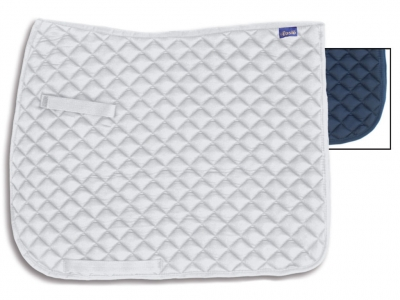 Daslö Quilted Saddle Cloth Dressage