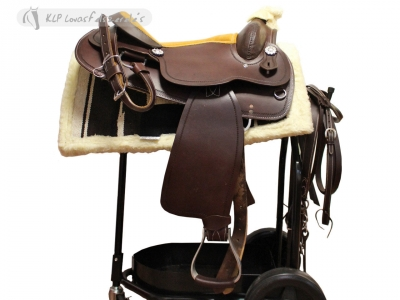 Natowa Saddle 142 Smooth Leather Complete Set