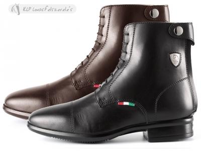 Tattini Beagle Laced Short Riding Boots