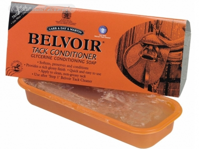 Belvoir Tack Conditioning Soap (250G)