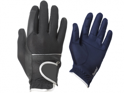 Tattini Gloves With Mesh On The Back