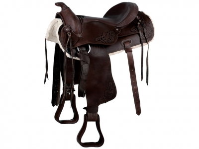 Natowa Pony Saddle Junior Nr 114 Oiled Leather