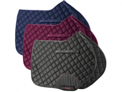 Tattini Shaped Saddle Pad Withers Slope