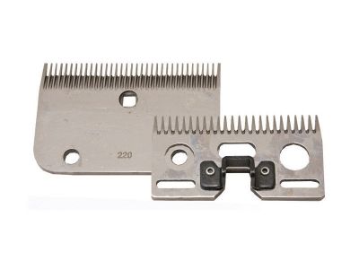 Spare 1Mm Blades For The Liveryman Horse Clipper (Kare 140/200)