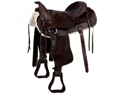 Complete Pony Western Saddle Set 13