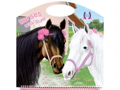 Horses Passion - Horses With Style 2 (Matricás Füzet)
