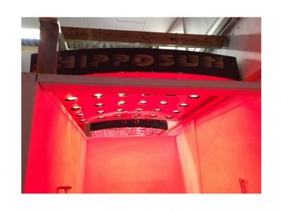 Szolárium Lovaknak Hippocenter (15 Lámpával)