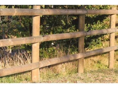 Hippocenter Scandinavian Fences (10 M, 2 Rails)