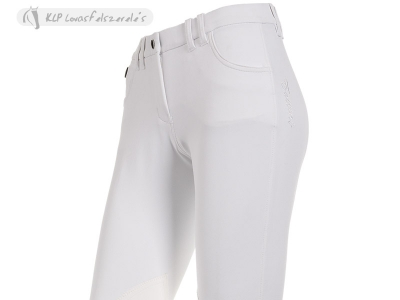 Tattini Ladies Breeches Kenzia With Suede Knee Patch