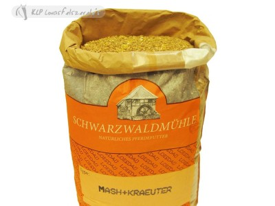 Forage Irish Mash With Herbs Schwarzwaldmuhle (10Kg)
