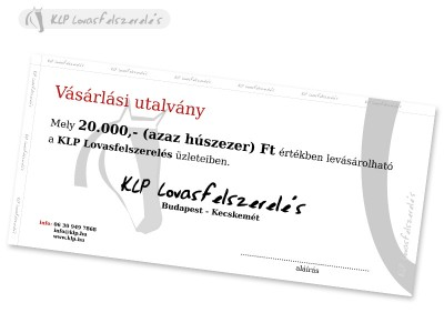 Klp Shopping Voucher 20