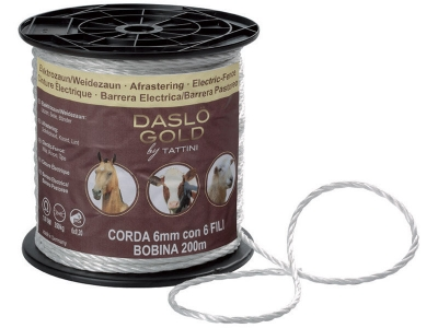 Daslo Rope For Electric Fence