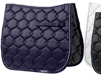 Tattini Dressage Diamond Quilted Saddle Cloth