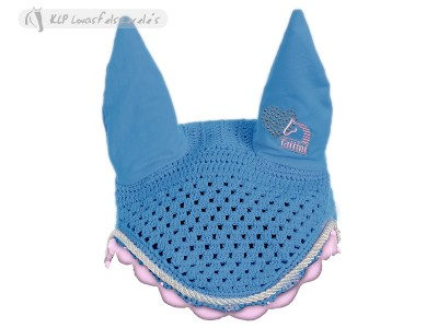 Tattini Ear Net With Rhinestone Embroidery