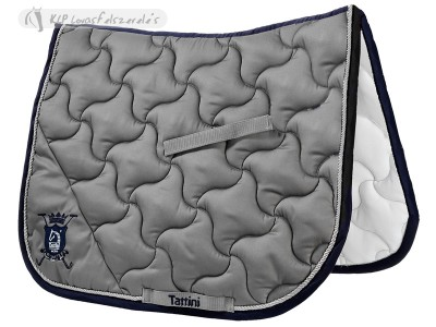 Tattini Dressage Saddle Pad Starfish Quilting