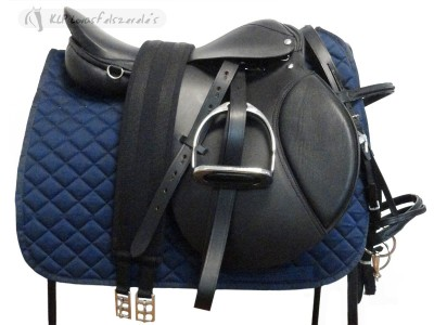 Hobby Complete Pony Saddle Set