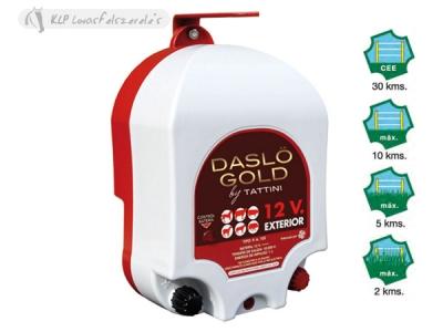 Electric Fence Daslö Gold Multifunctional (12/220V, 1J)