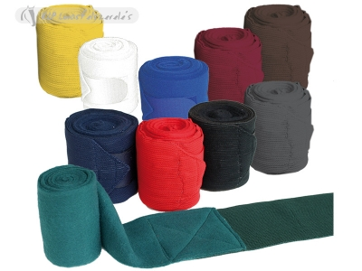 Daslo Combination Stretch/ Fleece Bandages Full