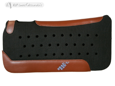 Brad Ren's Western Saddle Pad With Holes