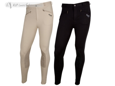 Daslö Gold Febo Men Breeches With Suede Knee Patch